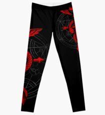 Fullmetal Alchemist Flamel Leggings