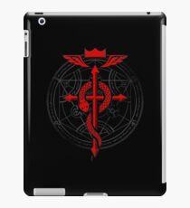 Fullmetal Alchemist Flamel iPad Case/Skin