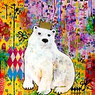 King of the North - Polar Bear by Madara Mason