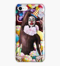 Birthday Clown Collage iPhone Case/Skin