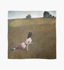 Christina's World- Andrew Wyeth Scarf