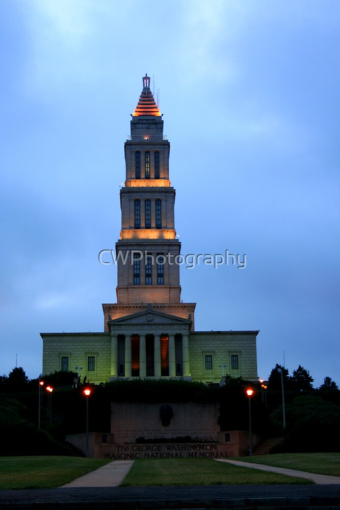 Masonic Temple by CWPhotography