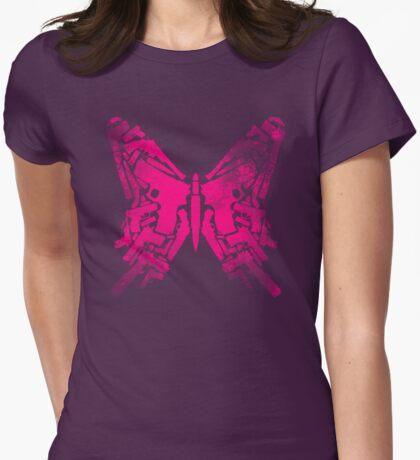 Gun Butterfly T-Shirt