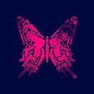 Gun Butterfly by R-evolution GFX
