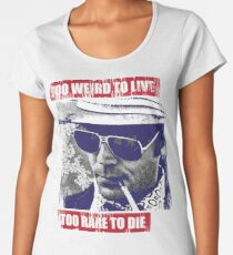 Gonzo Hunter S Thompson Women's Premium T-Shirt