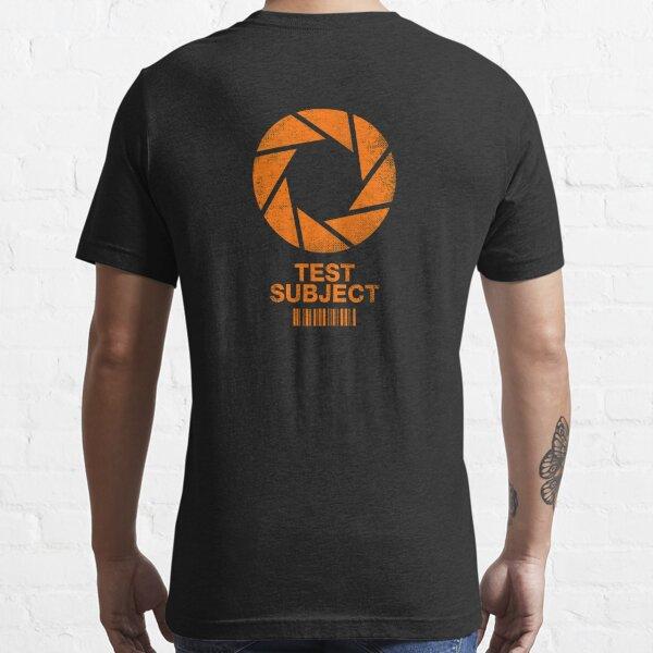 Test Subject - Orange Essential T-Shirt