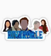 RIVERDALE Sticker