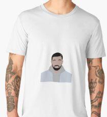 Drake Vector Men's Premium T-Shirt