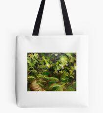 Tropical Walk Tote Bag