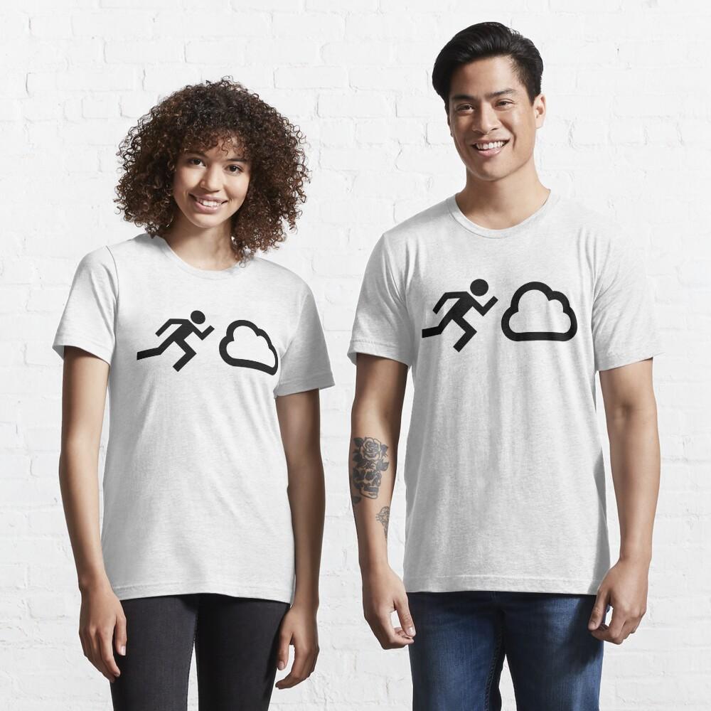 T-shirt essentiel «Cloud Chaser»