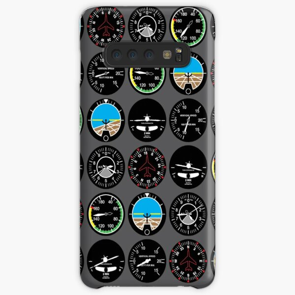 Flight Instruments Samsung Galaxy Snap Case