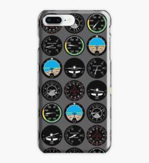Flight Instruments iPhone 8 Plus Case