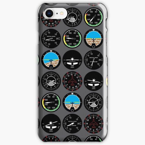 Flight Instruments iPhone Snap Case