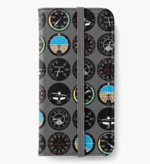 Flight Instruments iPhone Wallet/Case/Skin