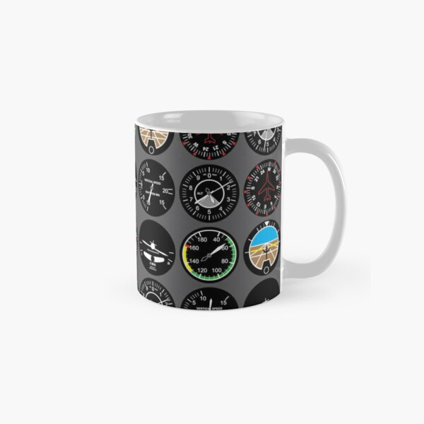 Flight Instruments Classic Mug