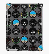Flight Instruments iPad Case/Skin