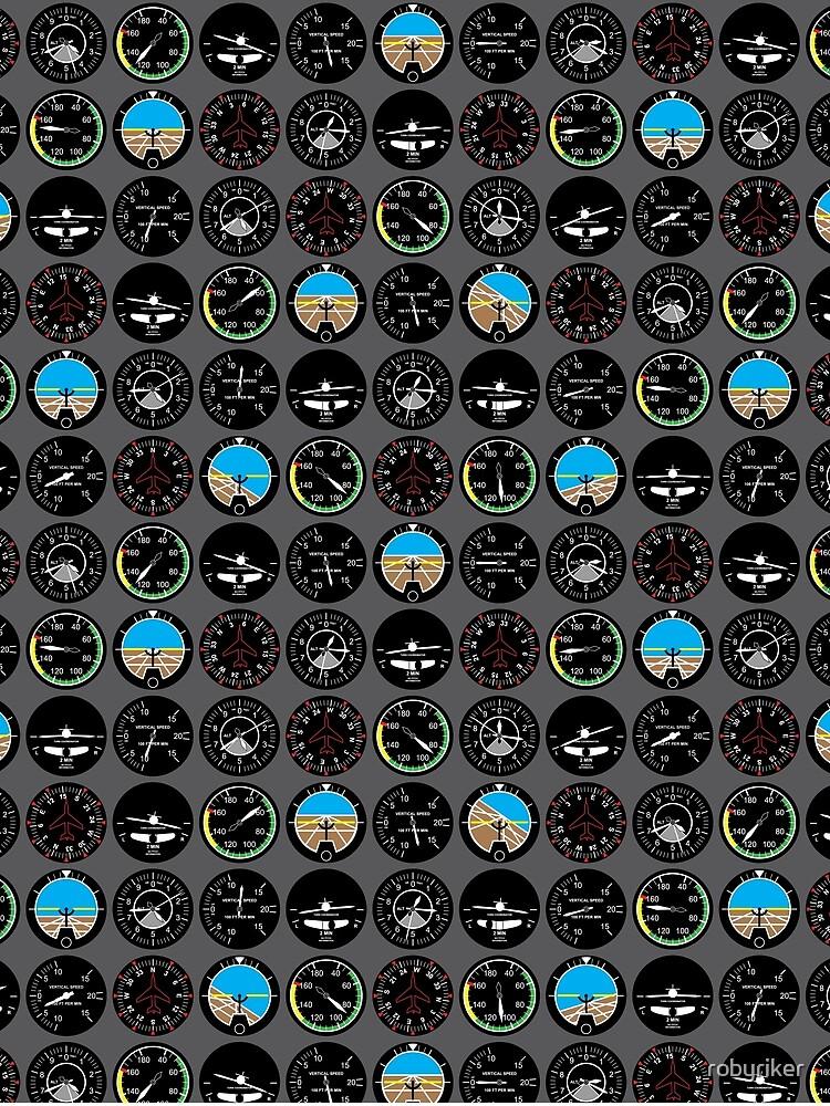Flight Instruments by robyriker