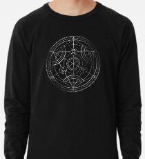Sudadera ligera Círculo de transmutación humana - tiza