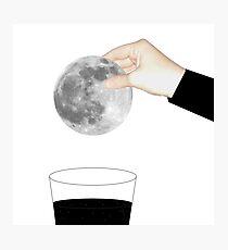 moon juice Photographic Print