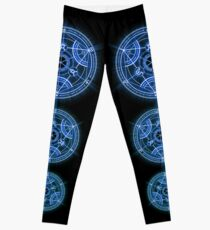 Human Transmutation Circle Leggings