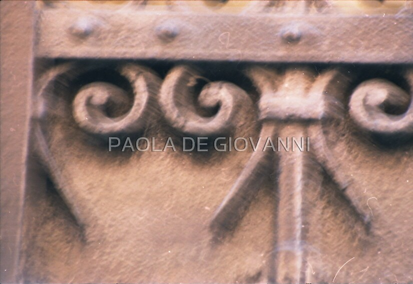 IRONWORK by PAOLA DE GIOVANNI