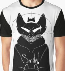 SMILE!!! Graphic T-Shirt