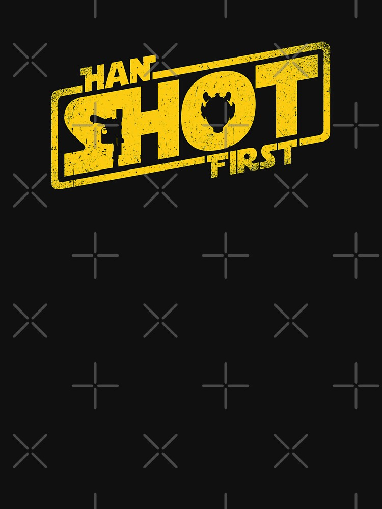 Han Shot First by RevolutionGFX
