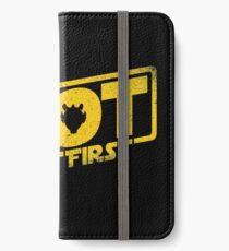Han Shot First iPhone Wallet/Case/Skin