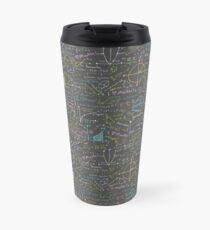 Math Lessons Travel Mug
