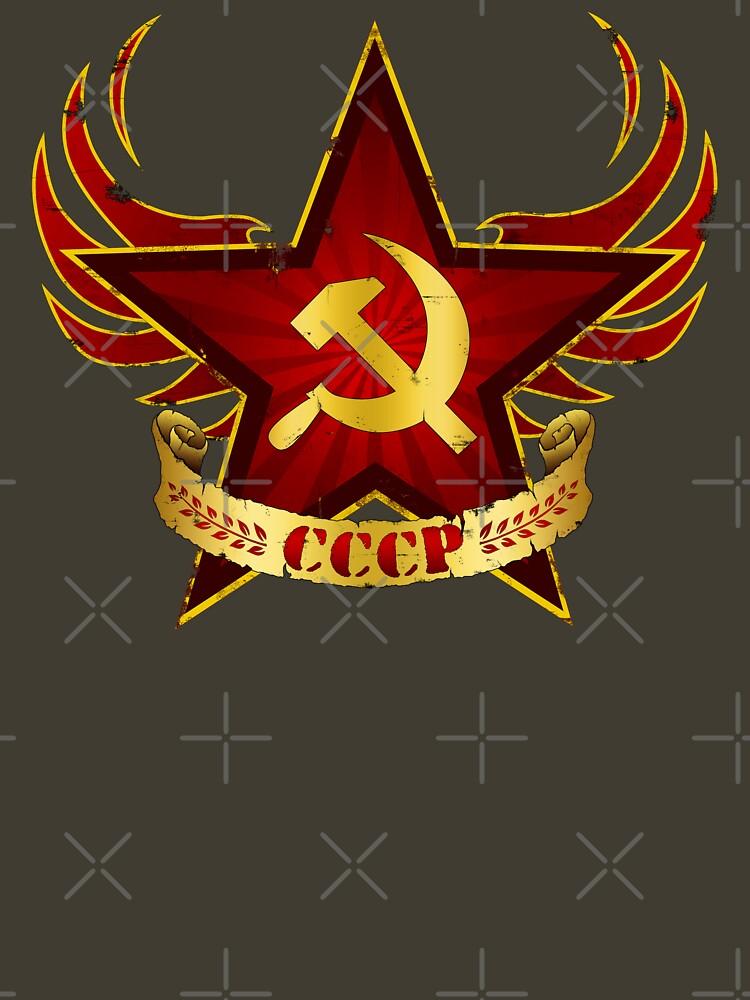 CCCP Army by RevolutionGFX