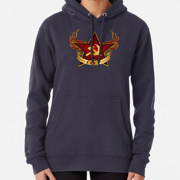 CCCP Army Pullover Hoodie