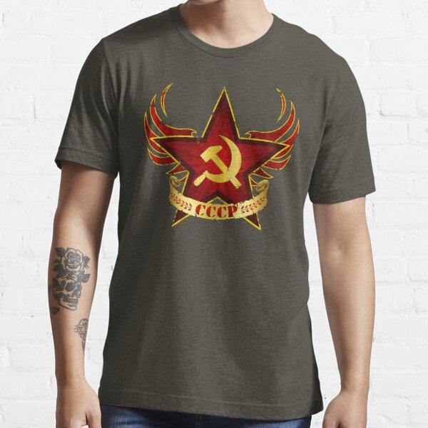 CCCP-Armee Essential T-Shirt