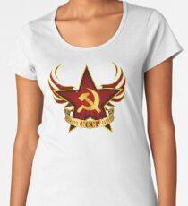 CCCP Army Women's Premium T-Shirt