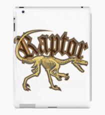 Raptor iPad Case/Skin