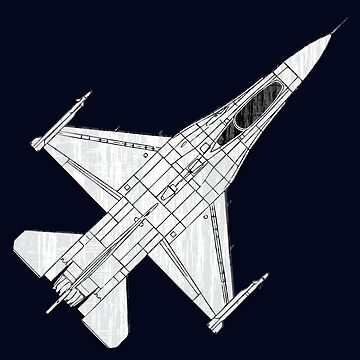 F 16 Fighter Aircraft by quark