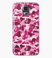 bape Camouflage Case/Skin for Samsung Galaxy