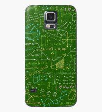 Math Lessons Case/Skin for Samsung Galaxy