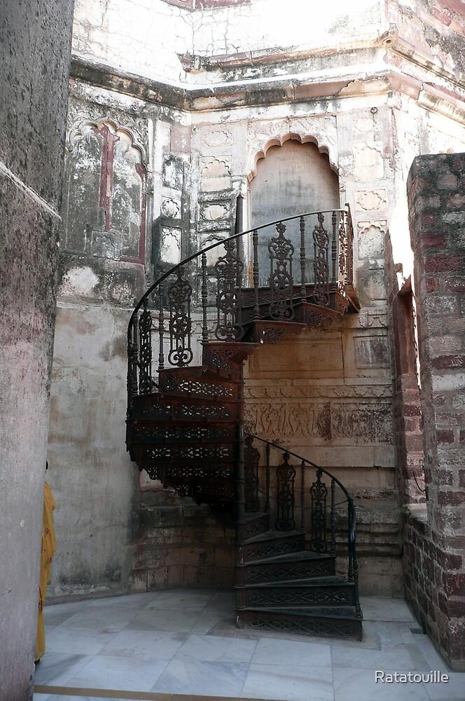 Stairway to Heaven's Door by Ratatouille