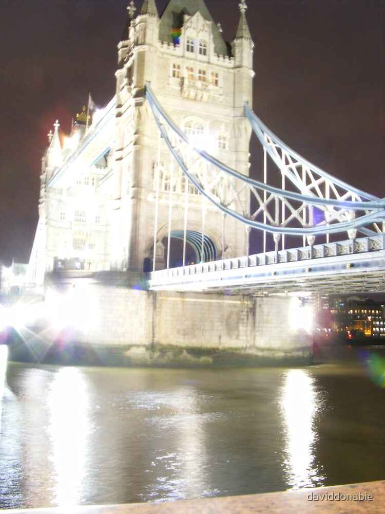 Tower bridge by daviddonabie