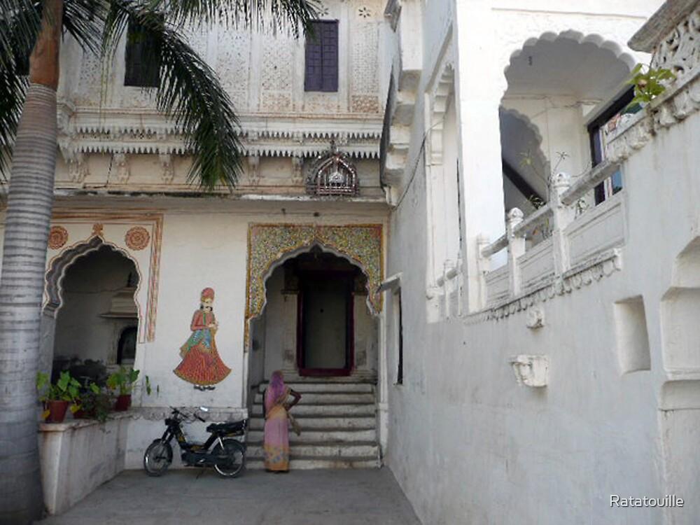 Haveli in Jodhpur by Ratatouille