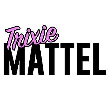Trixie Mattel by occultart