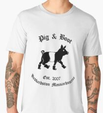 Pig N' Boot Men's Premium T-Shirt
