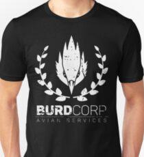 BURDCORP - Avian Services T-Shirt