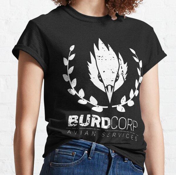 BURDCORP - Avian Services Classic T-Shirt