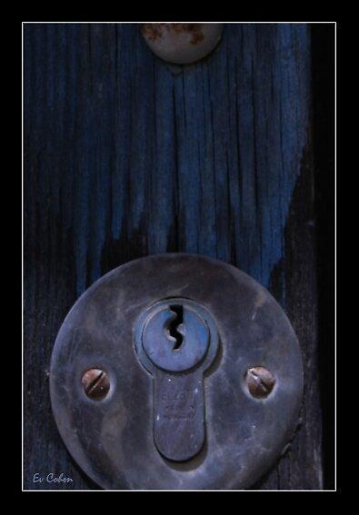 Door Lock by EvCohen
