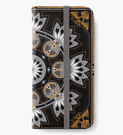 Thunderbird Eagle iPhone Wallet