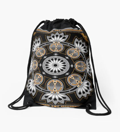 Thunderbird Eagle Drawstring Bag