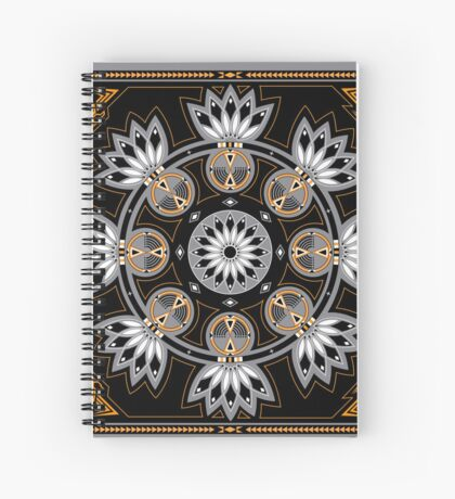 Thunderbird Eagle Spiral Notebook