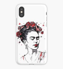Mother Frida Kahlo iPhone Case/Skin