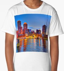 Boston Harbor Long T-Shirt